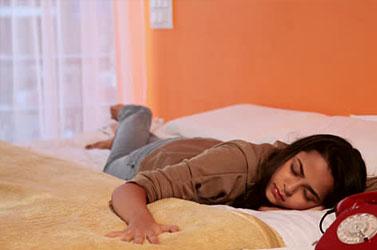 A SOLUTION FOR PEACEFUL SLEEP